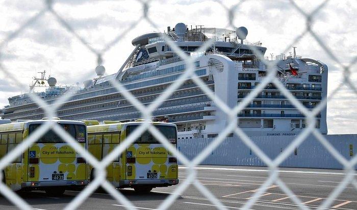 Супружескую пару иркутян скоронавирусом, находившихся накруизном судне, госпитализировали вЯпонии