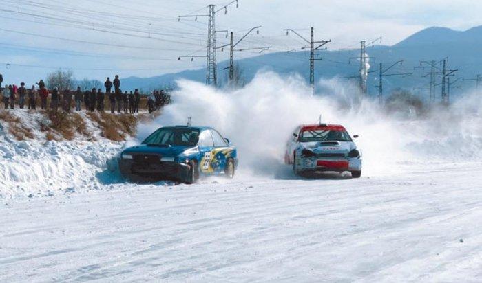 Прокуратура запретила автогонки нальду Слюдянского озера