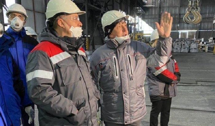Губернатор Приангарья планирует сохранить АО«Кремний» вШелехове
