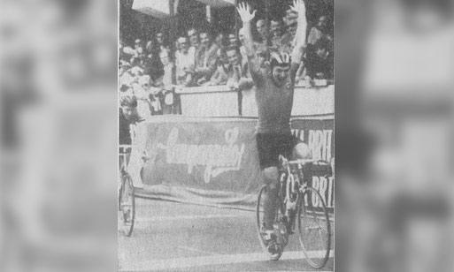 Трагически погиб чемпион мира повелоспорту Андрей Ведерников