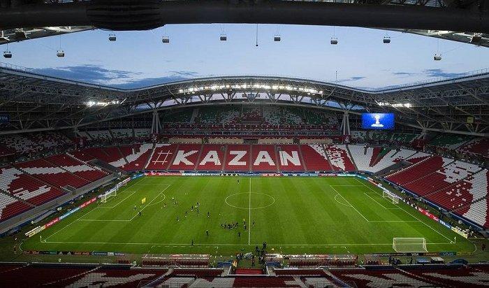 Россия впервые примет матч заСуперкубок UEFA в2023году