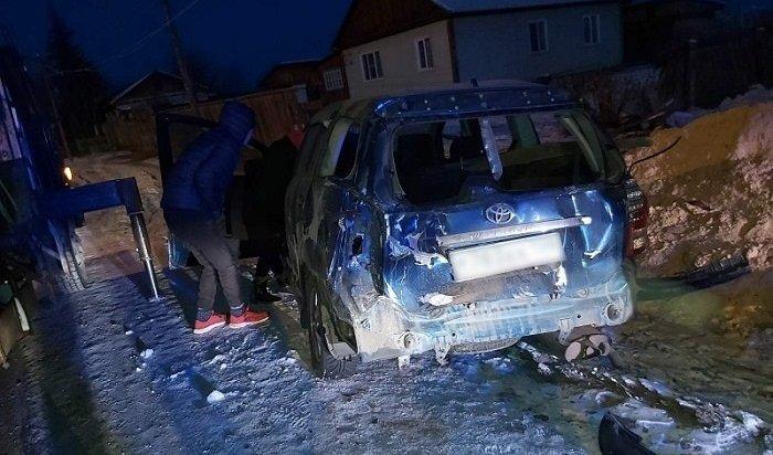 Пьяный 17-летний житель Усть-Ордынского угнал машину уматери иврезался взабор