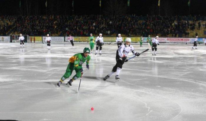 «Байкал-Энергия» уступила «Воднику» вовтором четвертьфинале