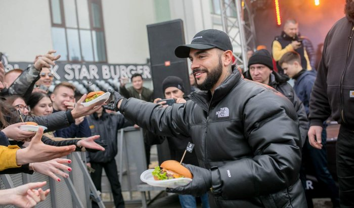 Тимати заложил вбанке Black Star Burger