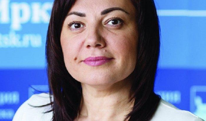 Заместитель мэра Иркутска Татьяна Жичина вышла наработу