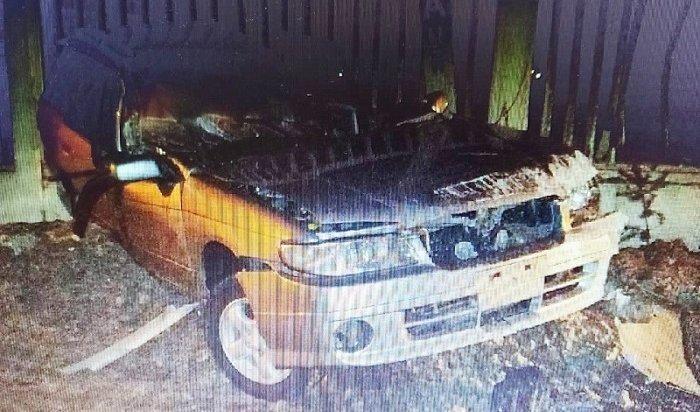 Два подростка, находясь вавтомобиле, пострадали вДТП вТулуне