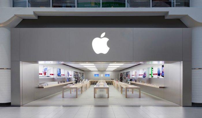 Apple закрыла магазины повсему миру