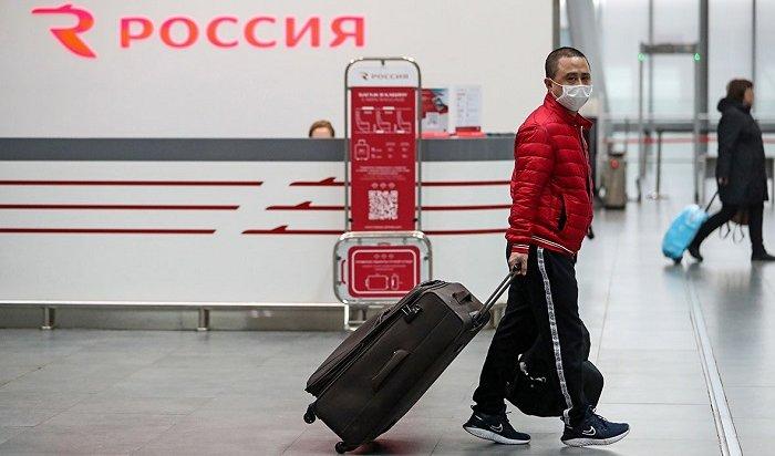 Россия ограничит въезд иностранцев с18марта