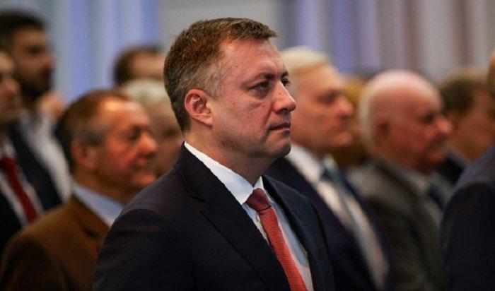 Кобзев выступил спосланием оположении дел вИркутской области (Фото+Видео)