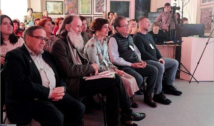 Порядка пяти тысяч иркутян посетили фестиваль «КнигаМарт»