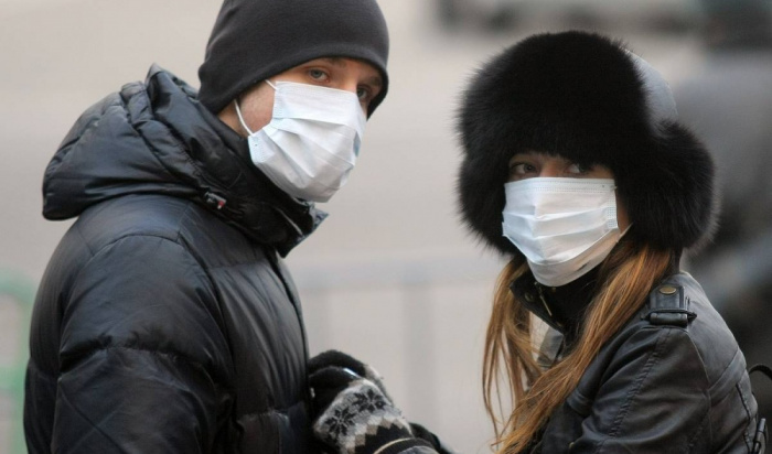 Медицинские маски снова появятся вИркутске вконце недели