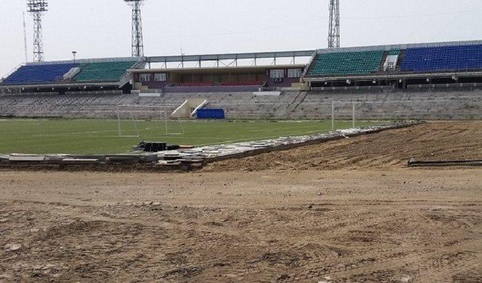 Десять спортивных объектов капитально отремонтируют вПриангарье