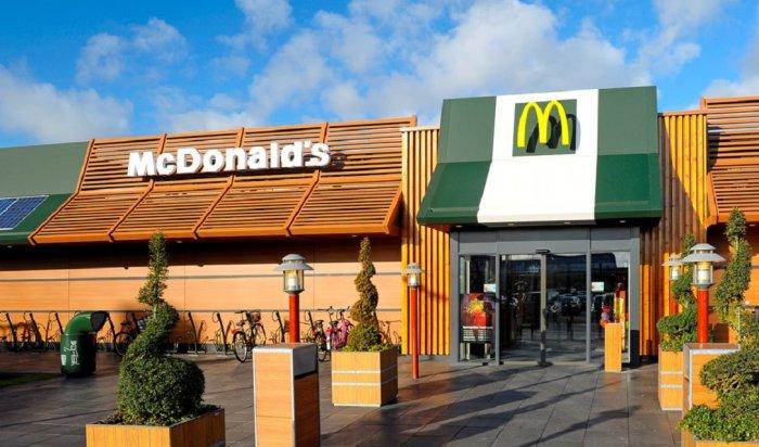 «Макдональдс» частично закроется из-за коронавируса