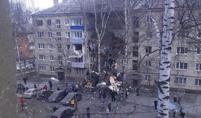 Стало известно осостоянии пострадавших после взрыва вподмосковной многоэтажке