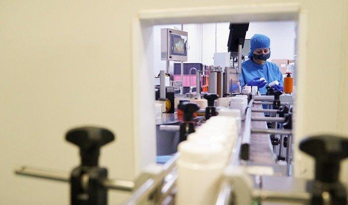 Компания «Фармасинтез» обеспечит жителей Приангарья лекарством откоронавируса