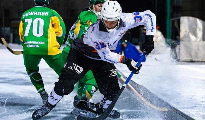 Хоккейная команда «Байкал-Энергия» начала готовиться кновому сезону