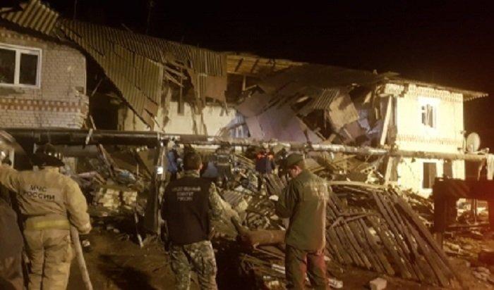 Взрыв газа произошел вжилом доме вНижегородской области