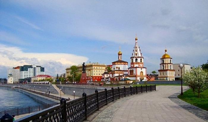 Иркутску присвоят почетное звание «Город трудовой доблести»