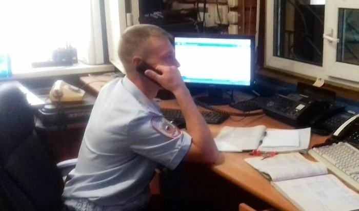 Иркутские полицейские задержали грабителя пенсионерок