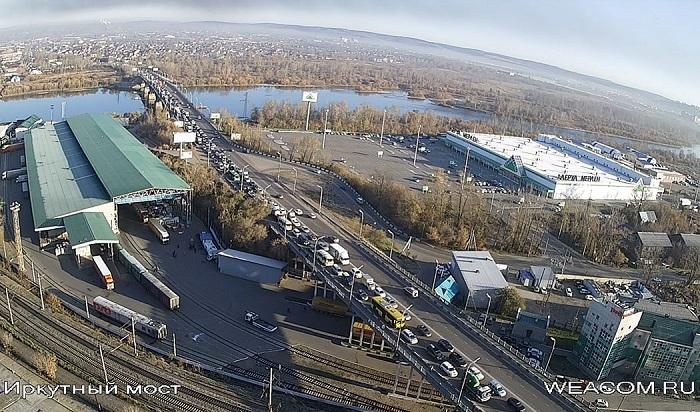 Концепцию создания дорожных обходов Иркутска создадут доконца года