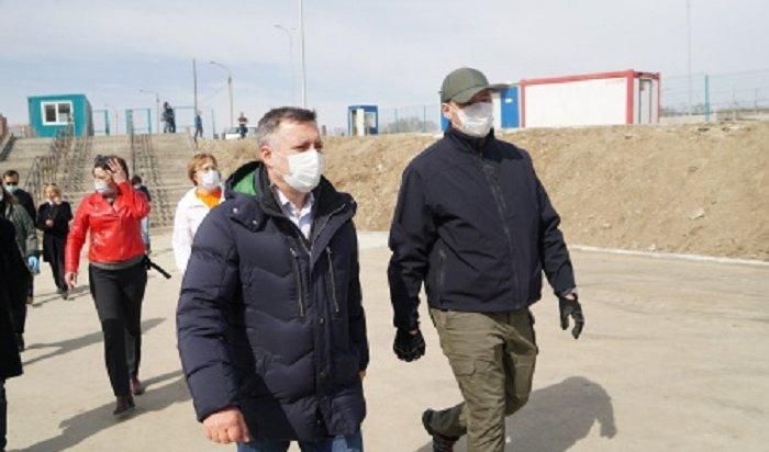 Лермонтовскую развязку планируют реконструировать вИркутске