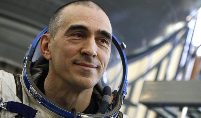 Иркутский космонавт вместе сколлегами поздравил жителей планеты с12апреля (Видео)