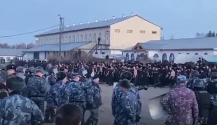 Следователи установили заказчиков бунта ипожара вангарской ИК-15 (Видео)