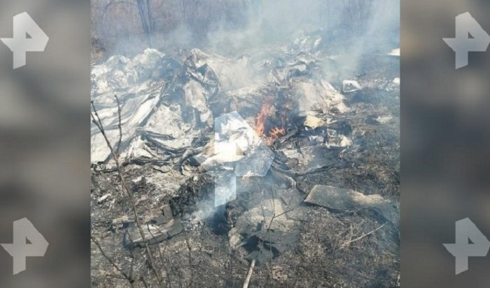 Четыре человека погибли при крушении легкомоторного самолета вХабаровском крае
