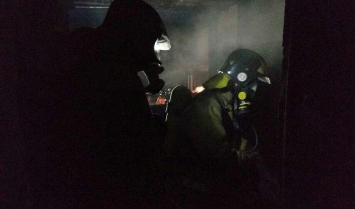 ВБратске напожаре погибла женщина