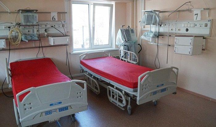 Иркутские больницы, вкоторых будут лечиться пациенты скоронавирусом, укомплектуют аппаратами ИВЛ