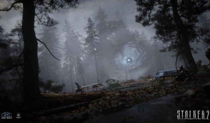 Первый скриншотS.T.A.L.K.E.R. 2превратили втрехмерную сцену (Видео)