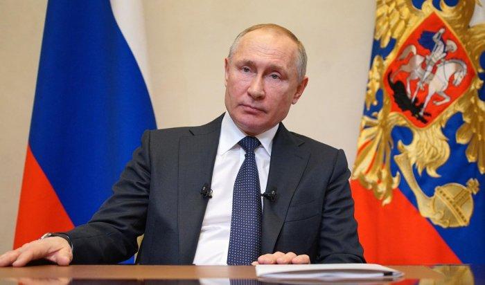 Песков анонсировал новое обращение Путина кроссиянам поповоду борьбы скоронавирусом