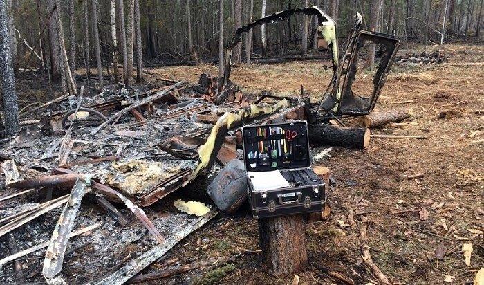 Лес горит вИркутской области наплощади более 6тысяч га