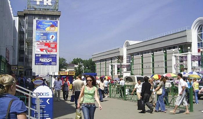 На50% снизят аренду предпринимателям, торгующим наЦентральном рынке Иркутска