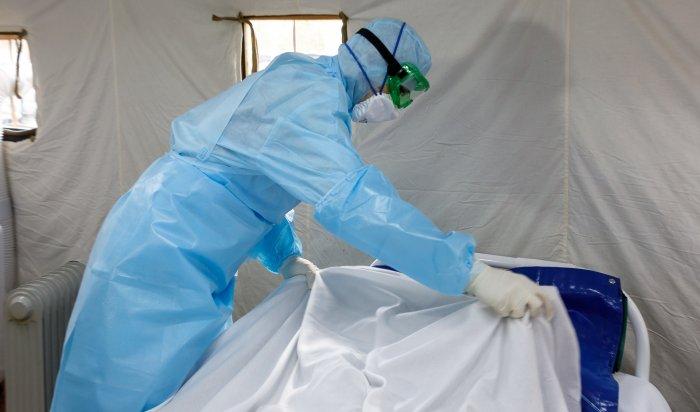 Умершая от коронавируса в Иркутске женщина находилась в тяжелом состоянии
