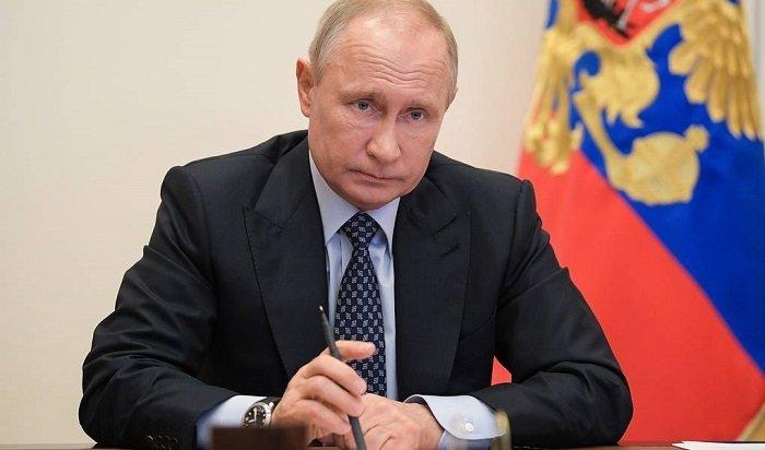 Путин проведет 6мая совещание поборьбе скоронавирусом