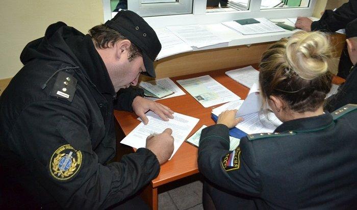 41гражданина Узбекистана выдворили изПриангарья после нарушения режима пребывания вРФ
