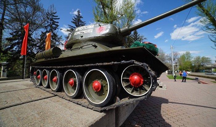 Волгоградский «Тополь Победы» появился утанка «Иркутский Комсомолец»