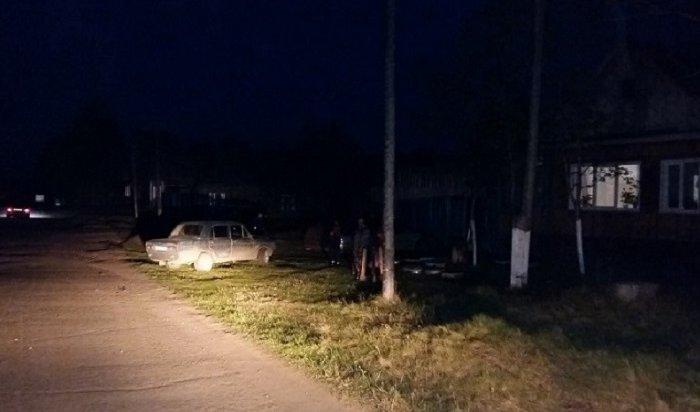 Водитель ВАЗ 2106сбил третьеклассника напридомовой территории вБирюсинске