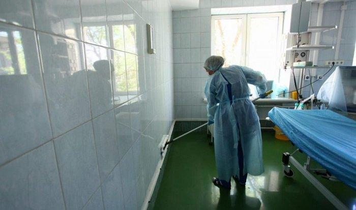 Госпиталь для пациентов свнебольничной пневмонией снова откроют вИркутске после карантина из-за COVID-19