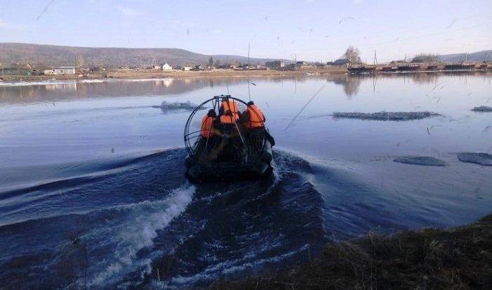 Три рыбака пропали наБратском водохранилище 8 и9мая