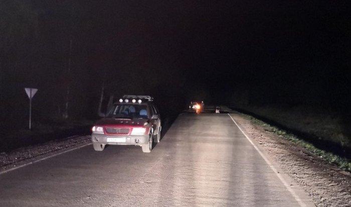Водитель Subaru Forester сбил насмерть пешехода вАларском районе