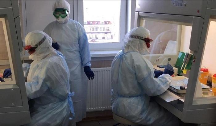 У60пациентов вПриангарье подтвердился COVID-19запрошедшие сутки