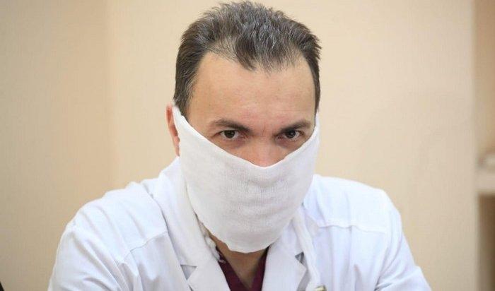 Иркутский нейрохирург Александр Семенов стал заслуженным врачом РФ