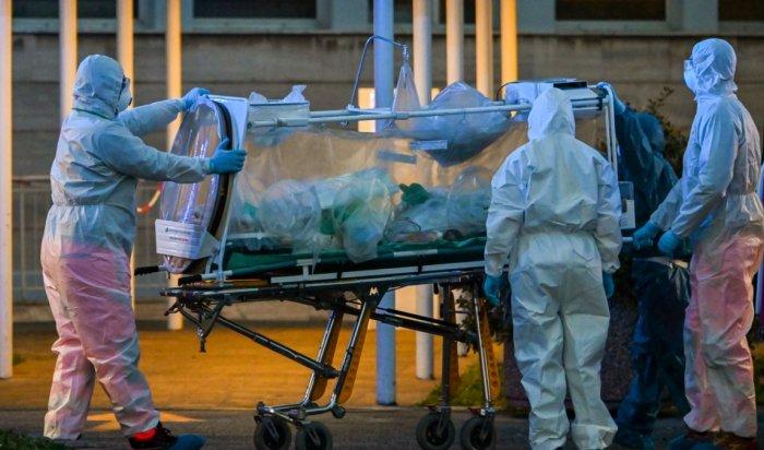 Количество зараженных коронавирусом вИркутской области увеличилось на90человек