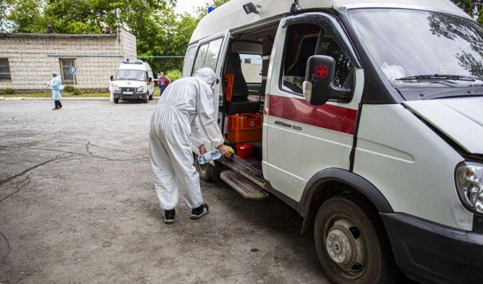 229новых случаев коронавирусаподтвердили вИркутской области