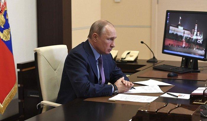 Путин объявил ЧСфедерального уровня из-за разлива топлива вНорильске (Видео)