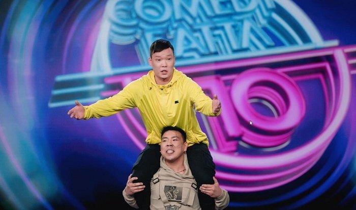 Дуэт изУлан-Удэ примет участие вфинале «Comedy Баттл» наТНТ