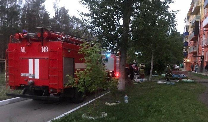 Четырехлетний ребенок погиб напожаре вБелореченском, его брат пострадал