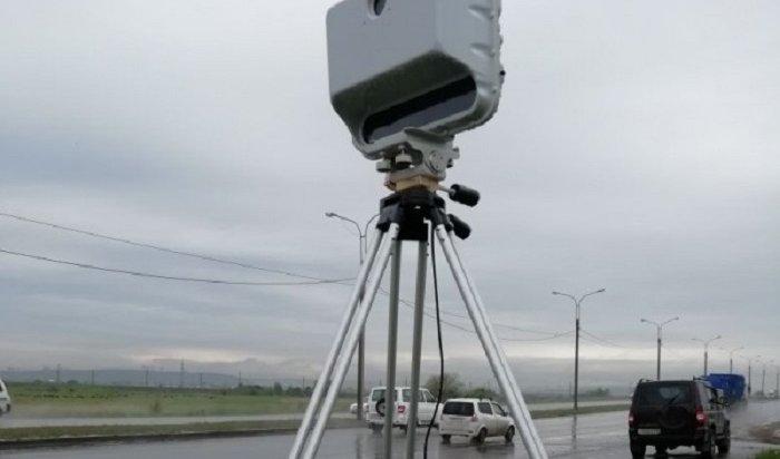 ВИркутской области начал работать передвижной комплекс фотовидеофиксации нарушений ПДД